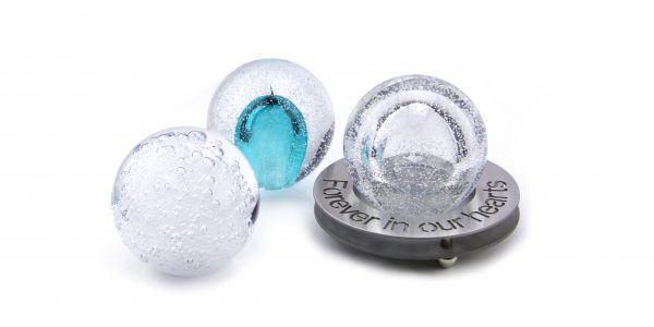 Glas urn – Stardust lijn