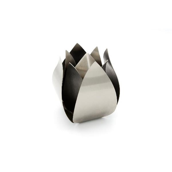 RVS tulp urn