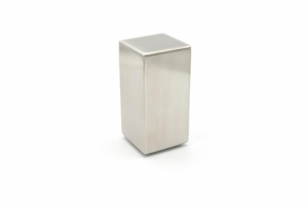 RVS kubus klein